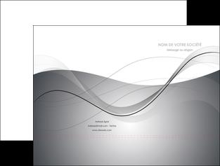 creer modele en ligne pochette a rabat web design gris fond gris texture MIF79444