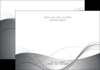faire modele a imprimer flyers web design gris fond gris texture MIF79454
