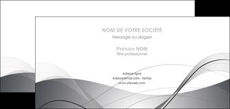 imprimer carte de correspondance web design gris fond gris texture MIF79468