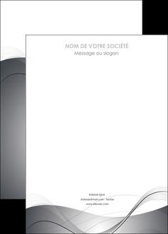 maquette en ligne a personnaliser affiche web design gris fond gris texture MIF79474