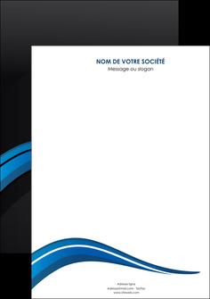 imprimerie affiche web design bleu couleurs froides gris MLGI79548