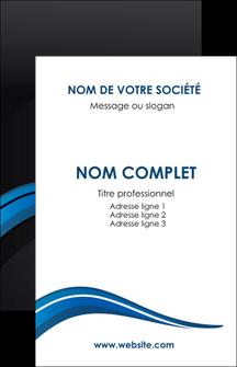Impression carte de visite pellicule r v Web Design papier à prix discount et format Carte de visite - Portrait