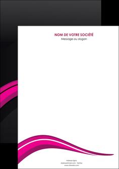 creer modele en ligne affiche web design violet fond violet arriere plan MIF80300