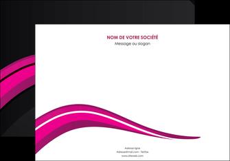 impression affiche web design violet fond violet arriere plan MIF80320
