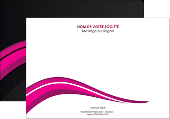 cree affiche web design violet fond violet arriere plan MIF80322