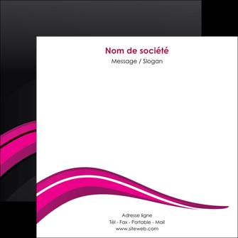 imprimer flyers web design violet fond violet arriere plan MIF80332