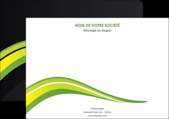 exemple affiche paysage vert gris nature MIF80368
