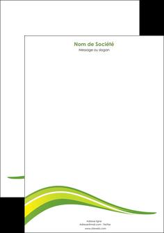 modele tete de lettre paysage vert gris nature MIF80382