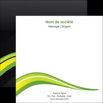 creer modele en ligne flyers paysage vert gris nature MIF80384