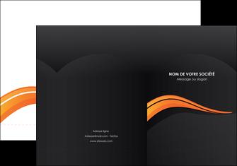 modele en ligne pochette a rabat web design orange gris couleur froide MIS80416