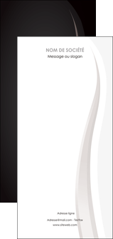 faire flyers web design gris fond gris simple MLGI81144