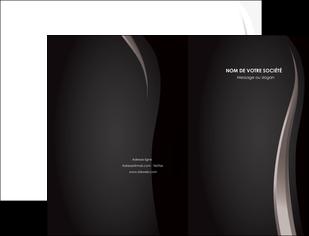 imprimer pochette a rabat web design gris fond gris simple MLGI81174
