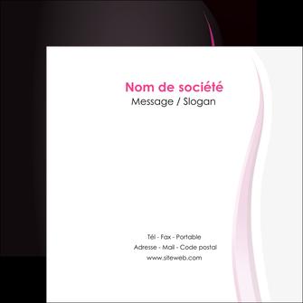 modele en ligne flyers violet fond violet gris MLGI81208
