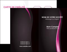 Impression Carte 3 Volets 15x15 Commerciale De Fidelite Papier A Prix Discount Et Format
