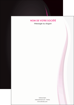 maquette en ligne a personnaliser affiche violet fond violet gris MLGI81230