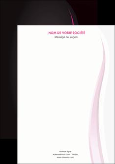 maquette en ligne a personnaliser affiche violet fond violet gris MLGI81232