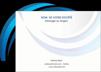 creation graphique en ligne flyers web design bleu couleurs froides abstrait MLGI81308