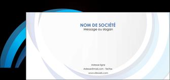 imprimerie flyers web design bleu couleurs froides abstrait MLGI81316