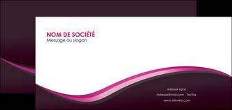 exemple flyers web design violet noir fond noir MLIG81956