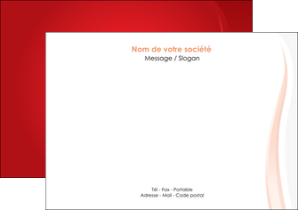 imprimerie flyers web design rouge couleur colore MLIGBE82296