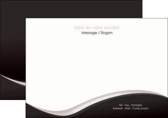modele flyers web design gris rose fond gris MLGI83696