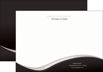 realiser flyers web design gris rose fond gris MLGI83706