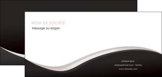 impression flyers web design gris rose fond gris MLGI83708