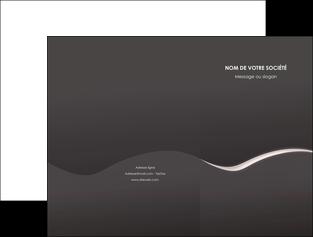 faire modele a imprimer pochette a rabat web design gris rose fond gris MLGI83720