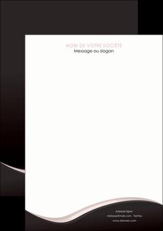 creation graphique en ligne flyers web design gris rose fond gris MLGI83732