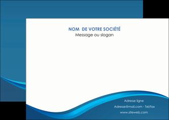 Impression faire imprimer des prospectus Web Design papier à prix discount et format Flyer A6 - Paysage (14,8x10,5 cm)