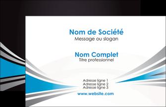 modele carte de visite web design abstrait arriere plan bande MIF84370