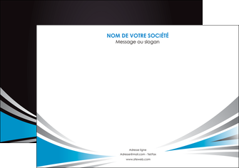 faire modele a imprimer affiche web design abstrait arriere plan bande MIF84374