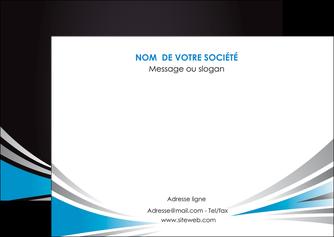 imprimer flyers web design abstrait arriere plan bande MIF84380