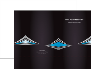 impression pochette a rabat web design abstrait arriere plan bande MLIG84400