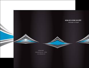 exemple pochette a rabat web design abstrait arriere plan bande MIF84402