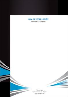 imprimerie affiche web design abstrait arriere plan bande MIF84408