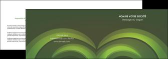 faire modele a imprimer depliant 2 volets  4 pages  espaces verts texture contexture abstrait MLGI85472
