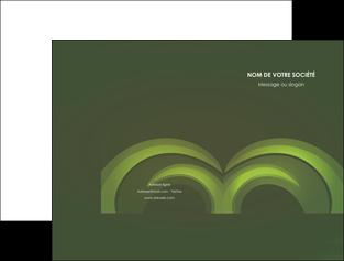 faire modele a imprimer pochette a rabat espaces verts texture contexture abstrait MLGI85476