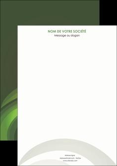 personnaliser modele de affiche espaces verts texture contexture abstrait MLGI85486