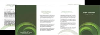 modele en ligne depliant 4 volets  8 pages  espaces verts texture contexture abstrait MLGI85490