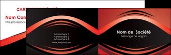 maquette en ligne a personnaliser carte de visite web design texture contexture abstrait MIF86294