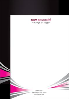 Commander Document commercial Restaurant papier publicitaire et imprimerie Flyer A4 - Portrait (21x29,7cm)