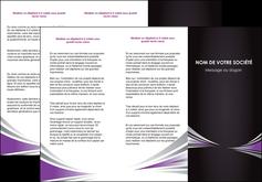 faire modele a imprimer depliant 3 volets  6 pages  web design texture contexture structure MIF86562