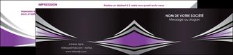 modele depliant 2 volets  4 pages  web design texture contexture structure MIF86572