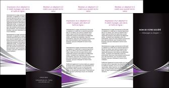 maquette en ligne a personnaliser depliant 4 volets  8 pages  web design texture contexture structure MIF86602