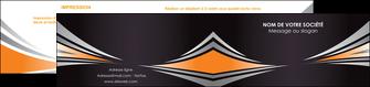 cree depliant 2 volets  4 pages  web design texture contexture structure MIF86624