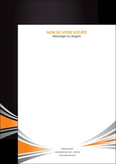 Commander impression feuille mousseline a pain Web Design modèle graphique pour devis d'imprimeur Flyer A5 - Portrait (14,8x21 cm)