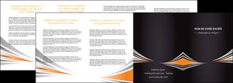 modele en ligne depliant 4 volets  8 pages  web design texture contexture structure MIF86650