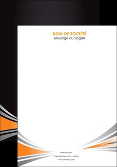 Impression prospectus promotion Web Design devis d'imprimeur publicitaire professionnel Flyer A4 - Portrait (21x29,7cm)