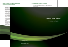 faire modele a imprimer depliant 2 volets  4 pages  texture contexture structure MIF87214